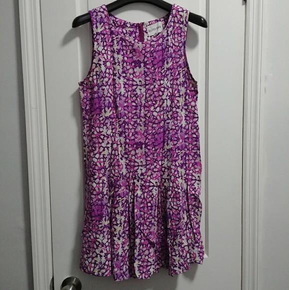 Olive & Oak Dresses & Skirts - OLIVE & OAK Drop Waist Dress